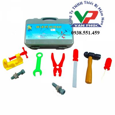 Bộ lắp ráp kỹ thuật  (Đồ chơi sửa chữa dụng cụ gia đình)