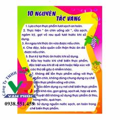Mười nguyên tắc vàng