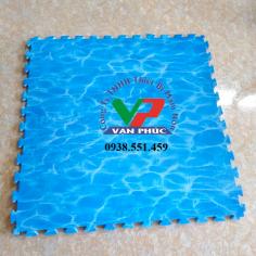 Thảm xốp lót sàn 3D đại dương