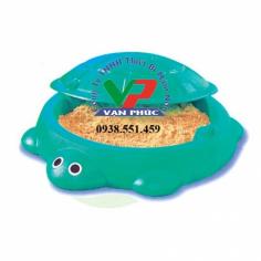 Bồn cát con rùa